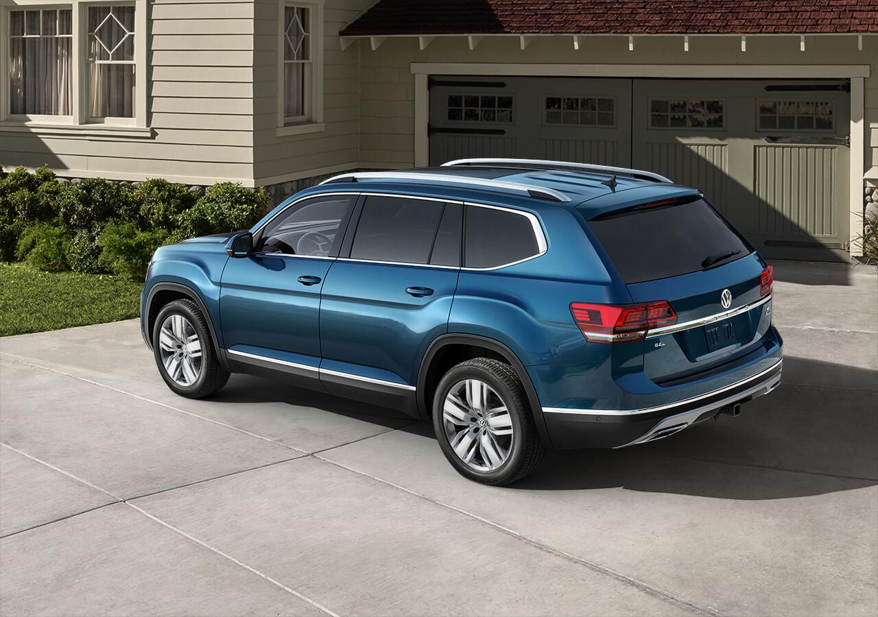 2019 Volkswagen Atlas Leasing near Washington, DC
