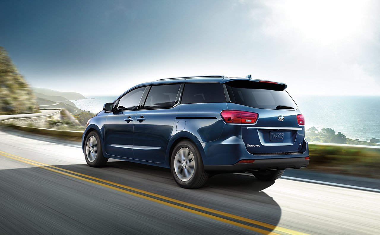 2019 Kia Sedona Leasing in Honolulu, HI
