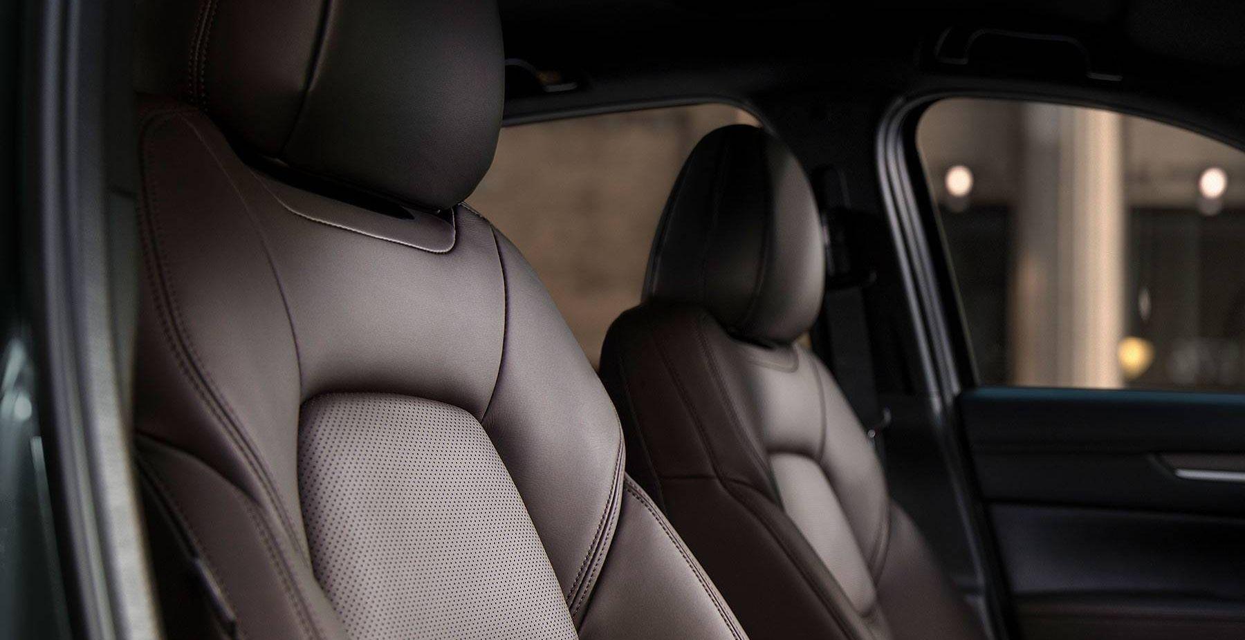 Cozy Seats in the 2019 Mazda CX-5
