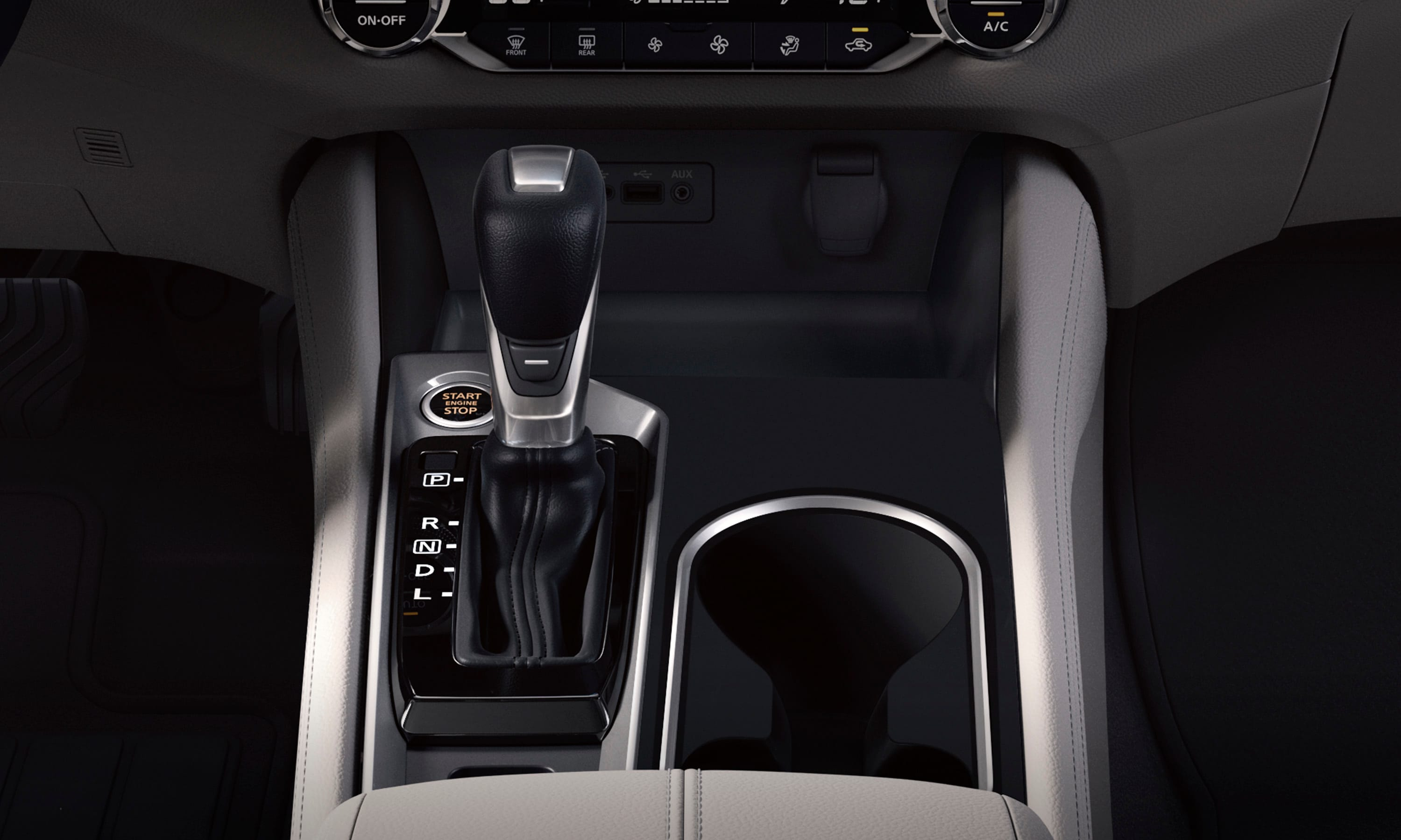 Luxurious Surroundings in the 2019 Altima!