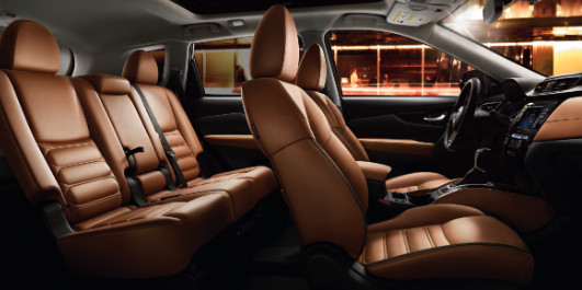 Luxurious Seating Options in the 2019 Rogue!