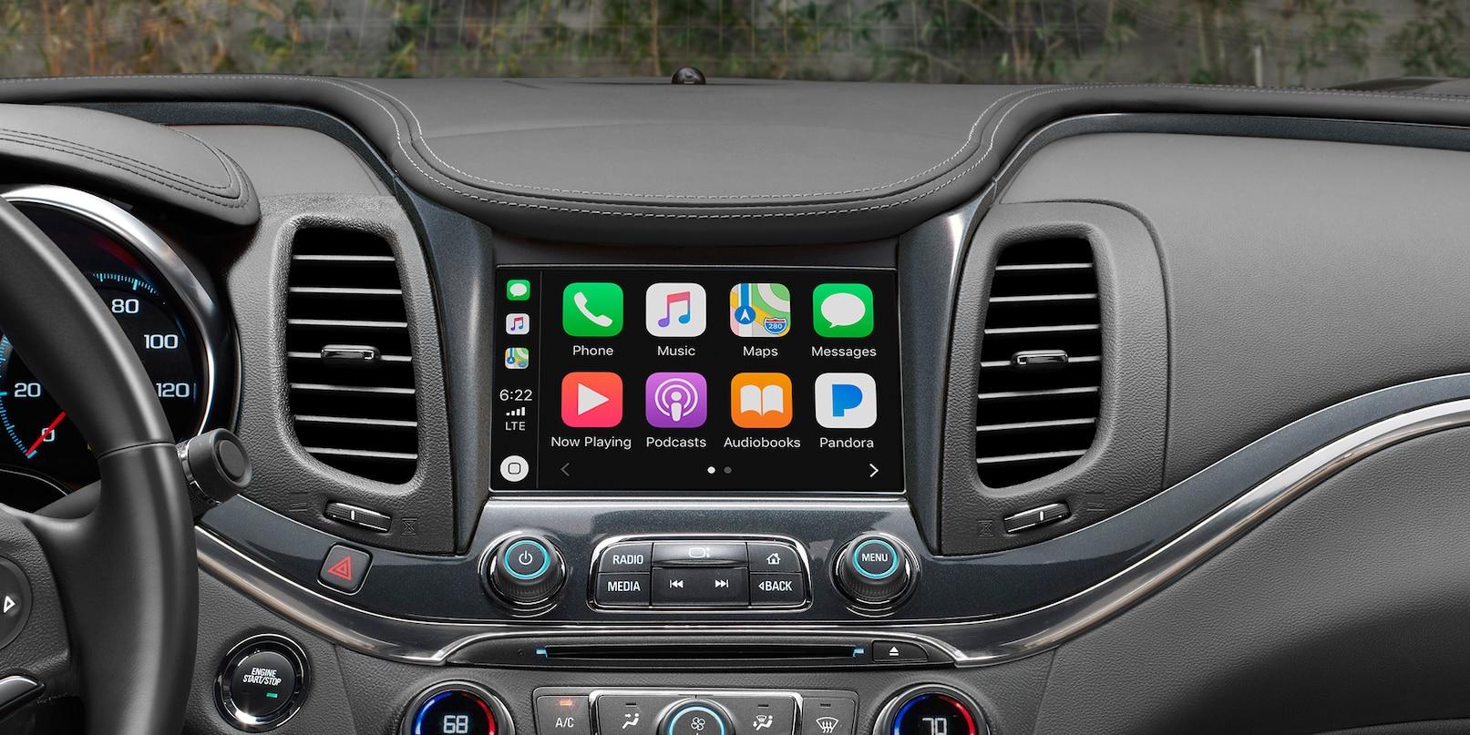 2019 Chevrolet Impala Center Console