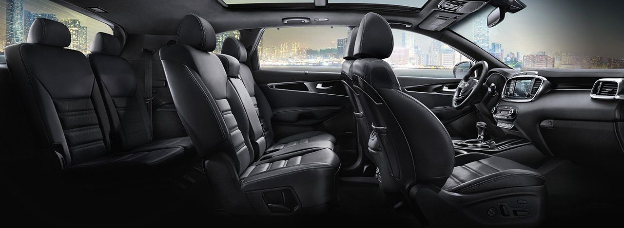 Spacious Interior for all Your Friends.
