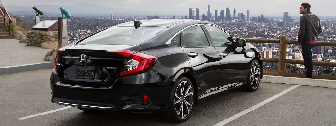 2019 Honda Civic Financing near Aiken, SC