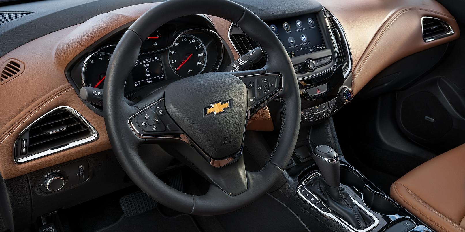 2019 Chevrolet Cruze Steering Wheel
