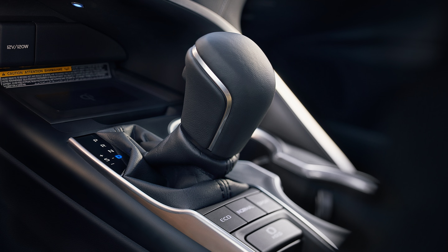 Luxurious Surroundings Inside the 2019 Camry!