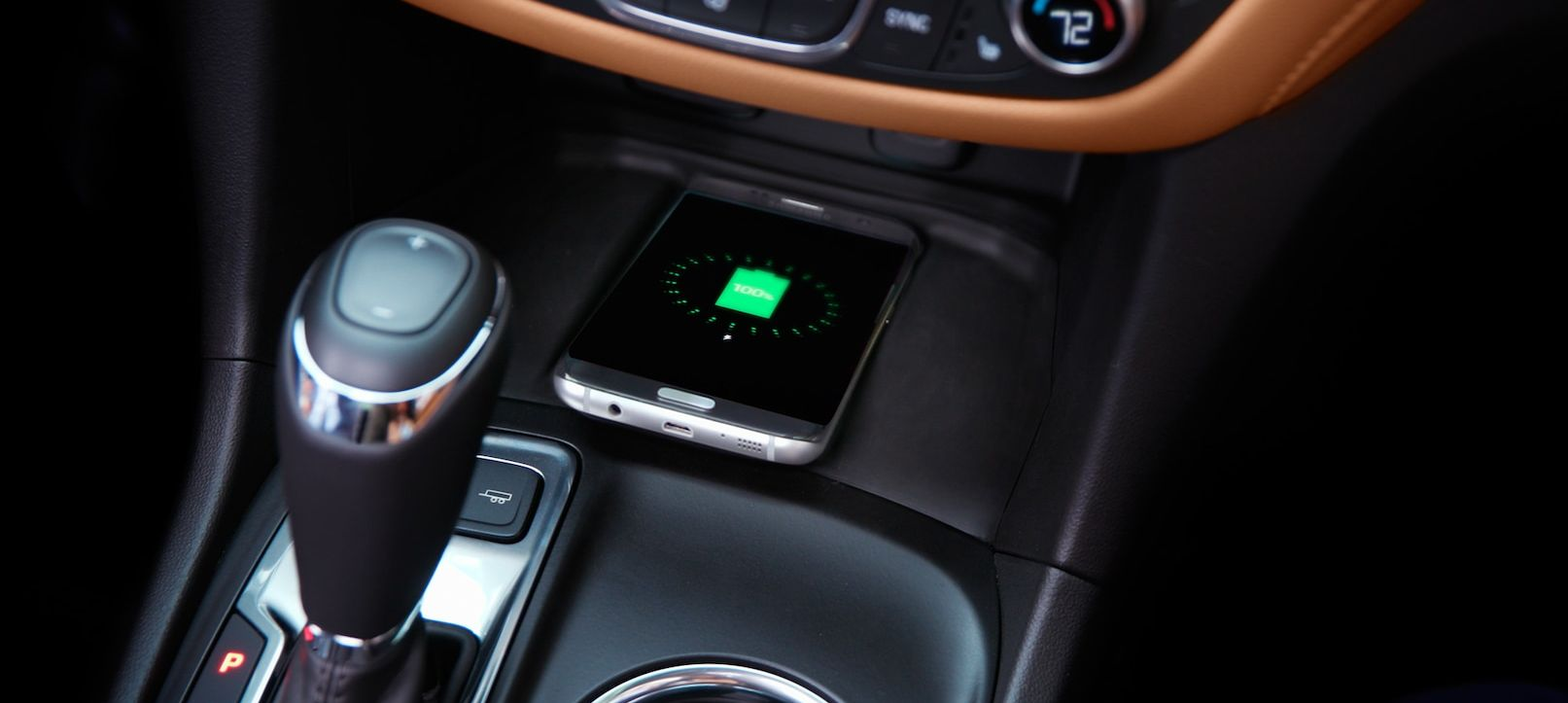 Wireless Charging in the Chevrolet Equinox