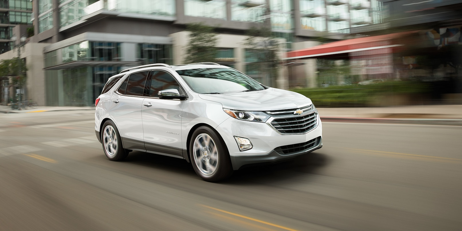 2019 Chevrolet Equinox Financing near Fairmont, MN