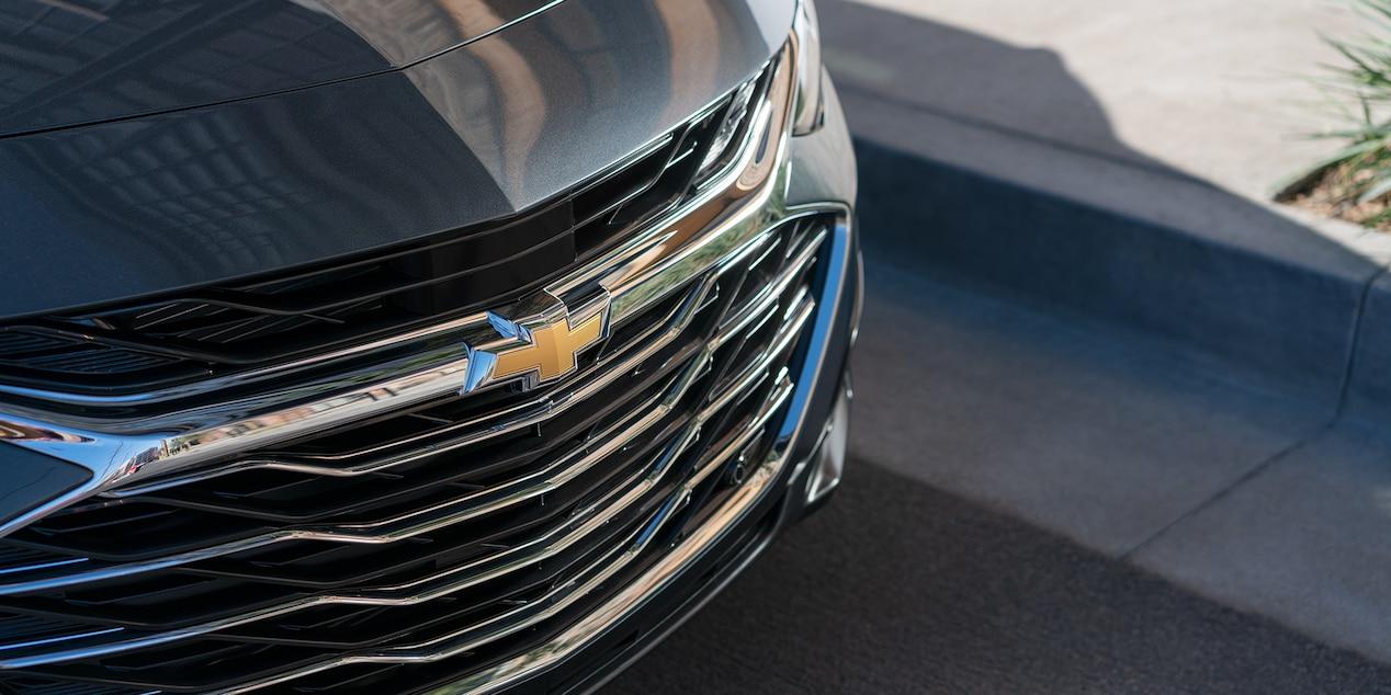 Striking Exterior of the Chevrolet Malibu