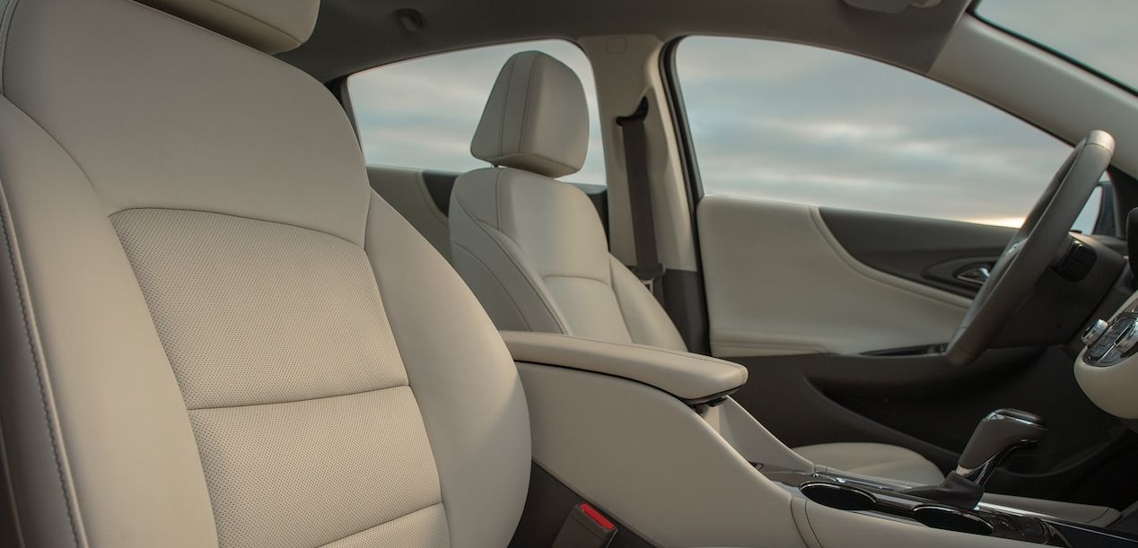 Cozy Seating in the Chevrolet Malibu