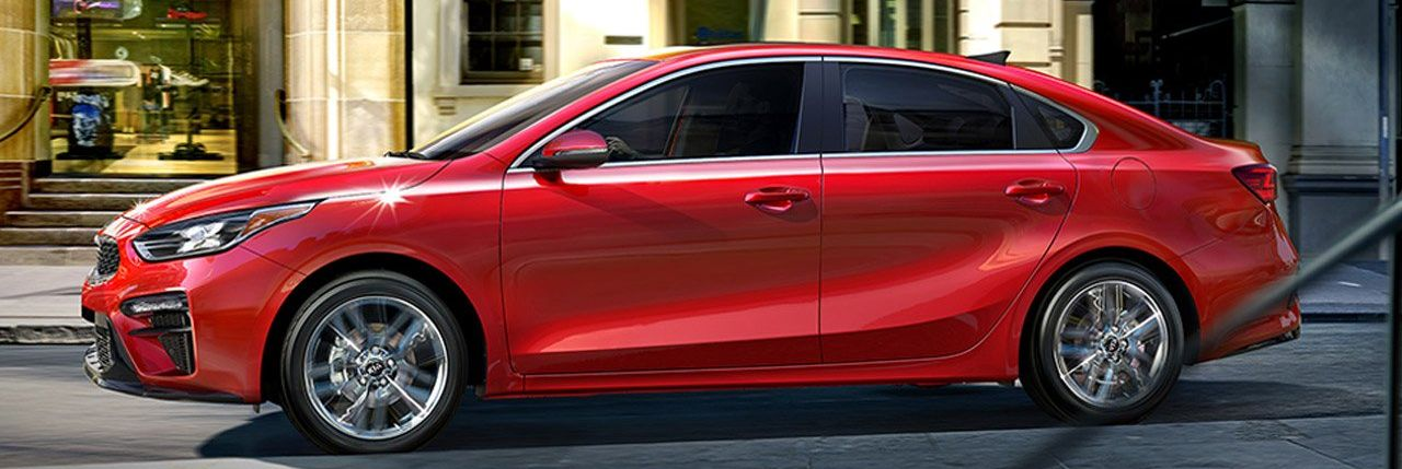 2019 Kia Forte Leasing in Rockford, IL