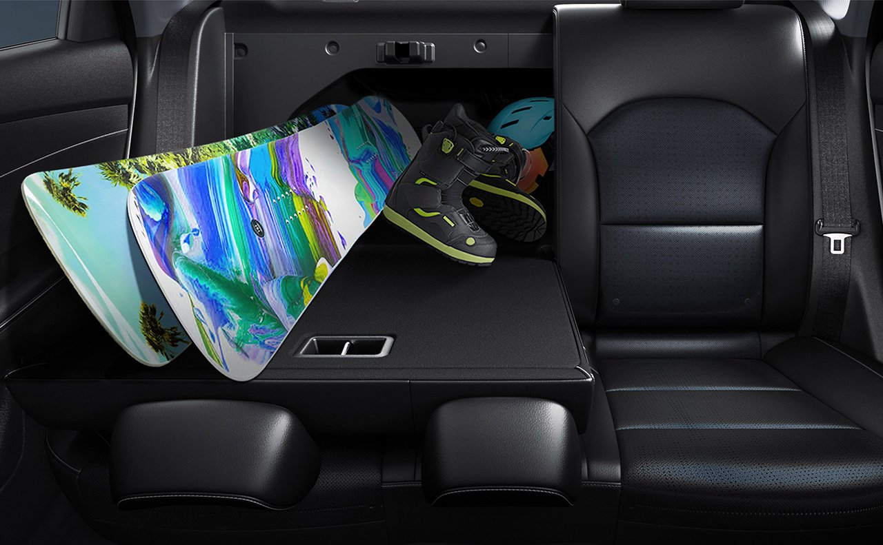 You'll Have Plenty of Space for All of Your Gear in the Forte!