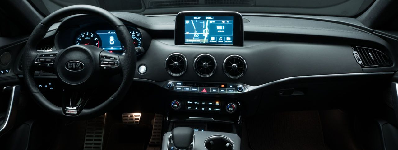 Advanced Cabin of the 2019 Stinger