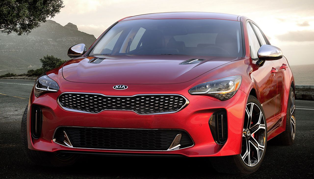 2019 Kia Stinger Leasing in Huntington, NY