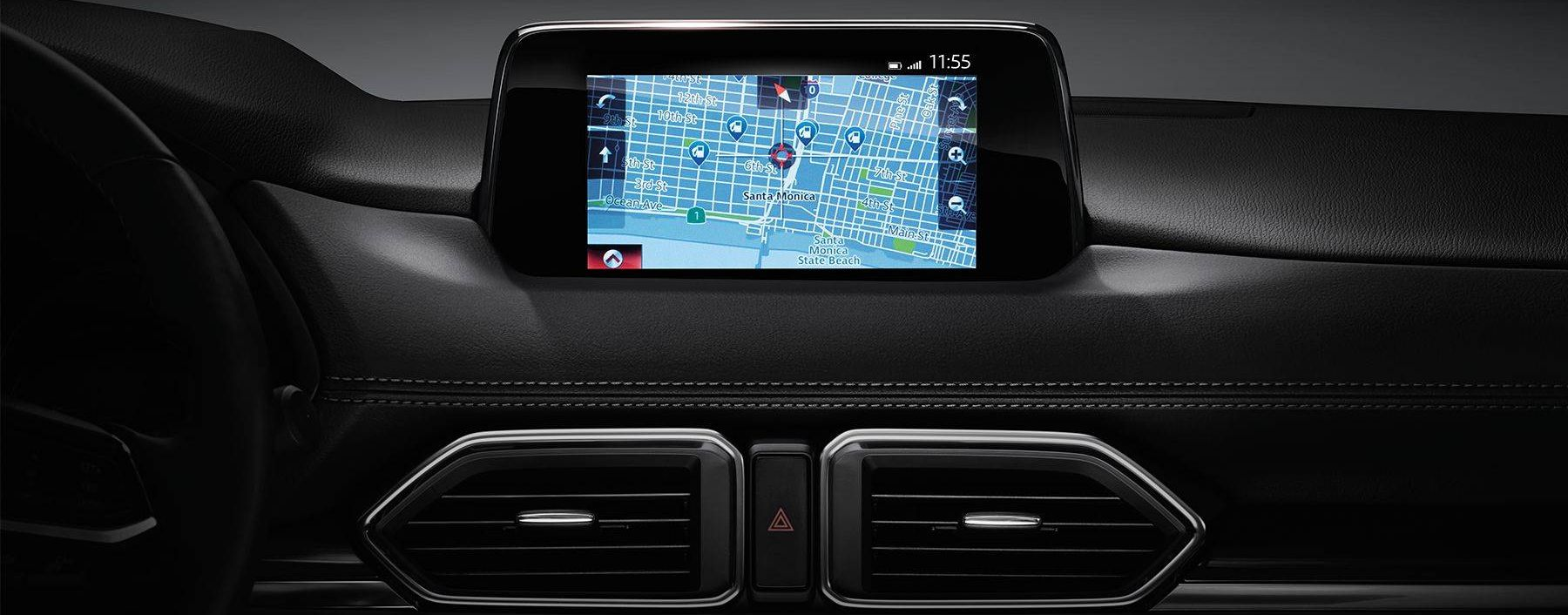 Mazda CX-5 Touchscreen