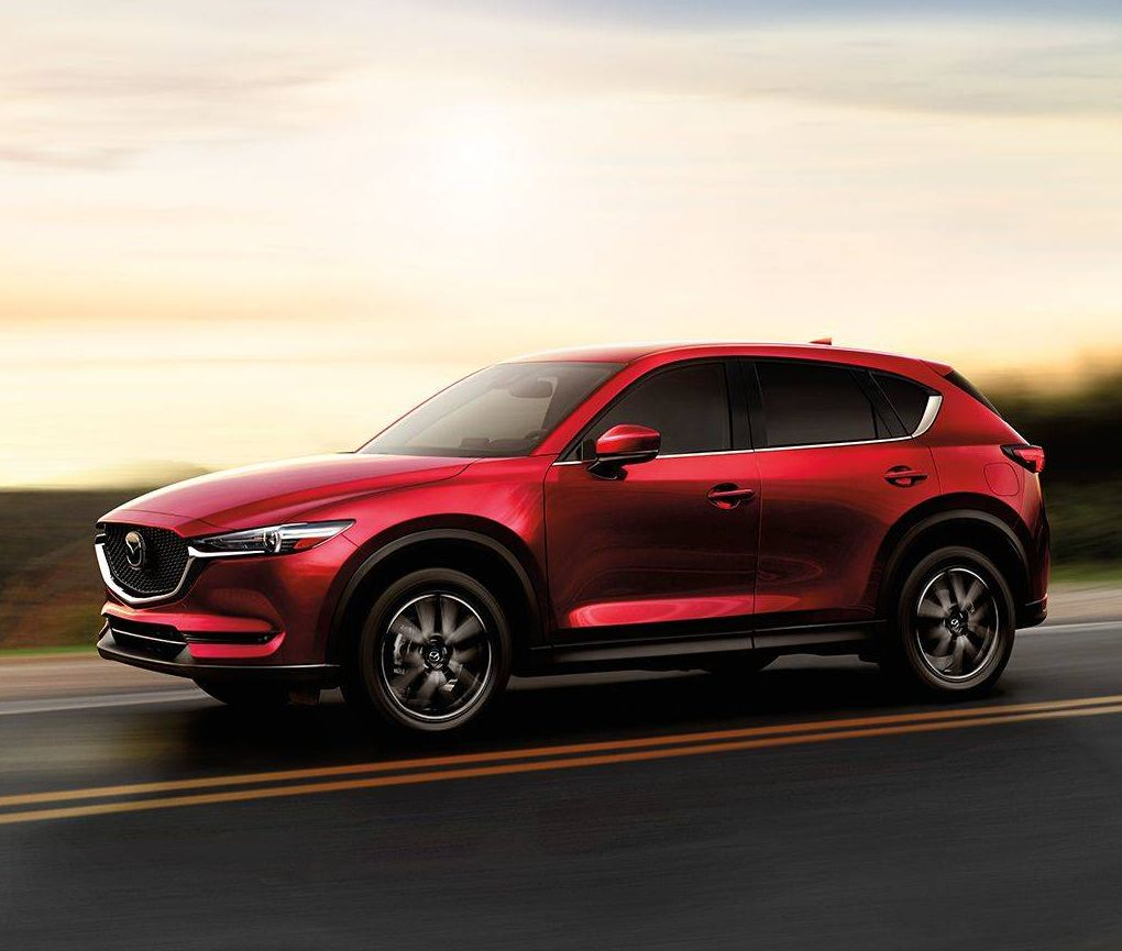 2018 Mazda CX-5 Leasing near Houston, TX