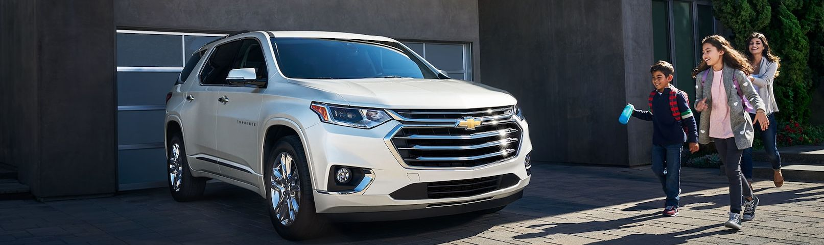 New 2019 Chevrolet Traverse LT Cloth w/1LT