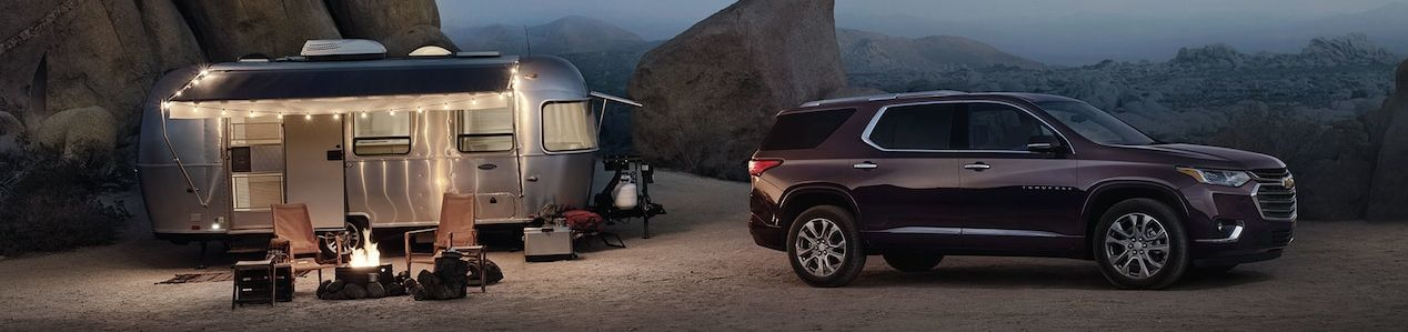 2019 Chevrolet Traverse for Sale near Brookings, SD