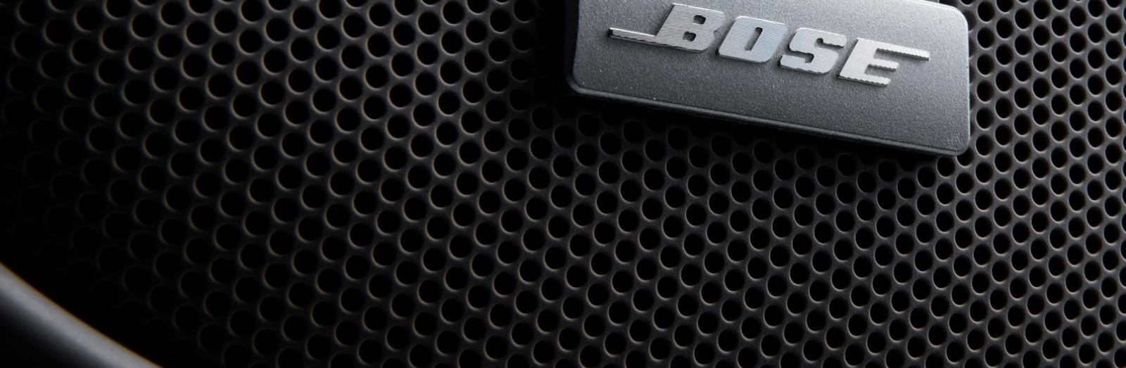 Premium Audio in the GMC Acadia