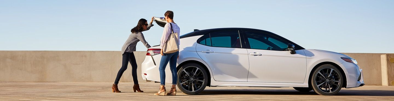2019 Toyota Camry Leasing Near Aberdeen Sd Sharp Automotive