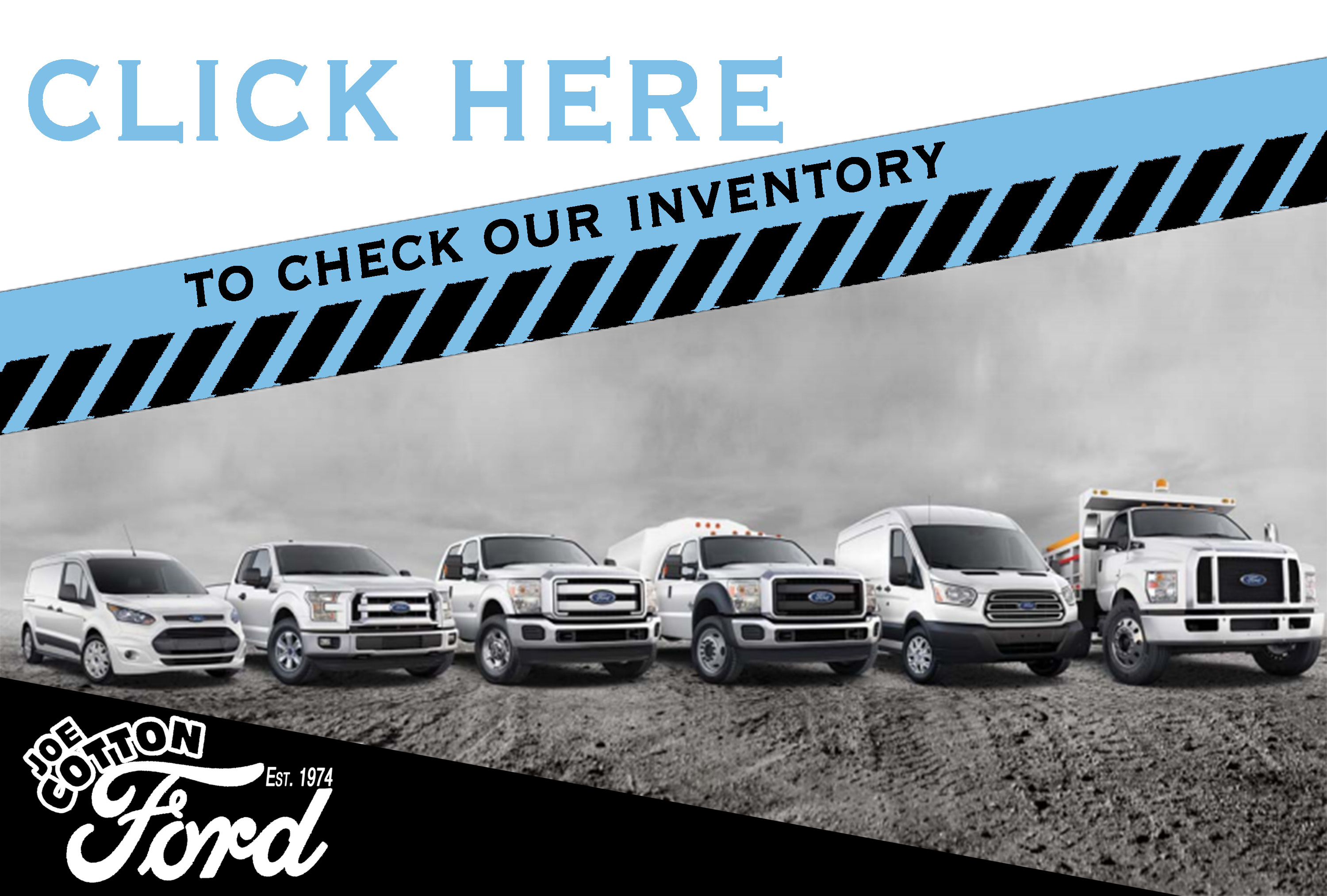 Commercial Vehicle Inventory - Fleet Department Stock