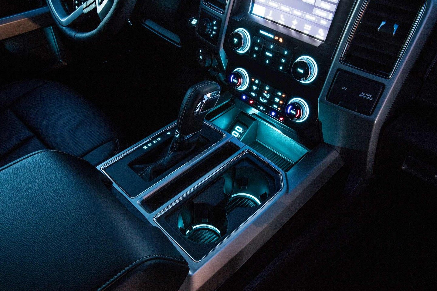 2019 F-150 Ambient Lighting