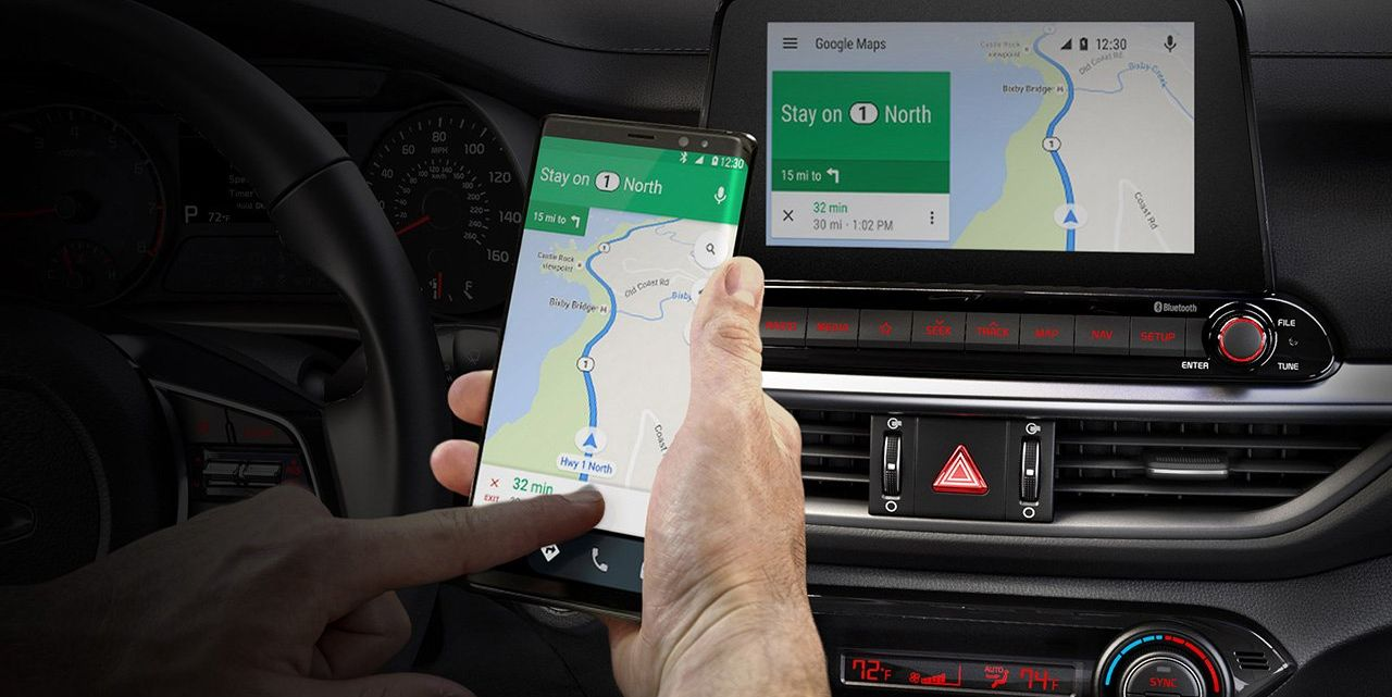 Extensive Tech Features in the Forte
