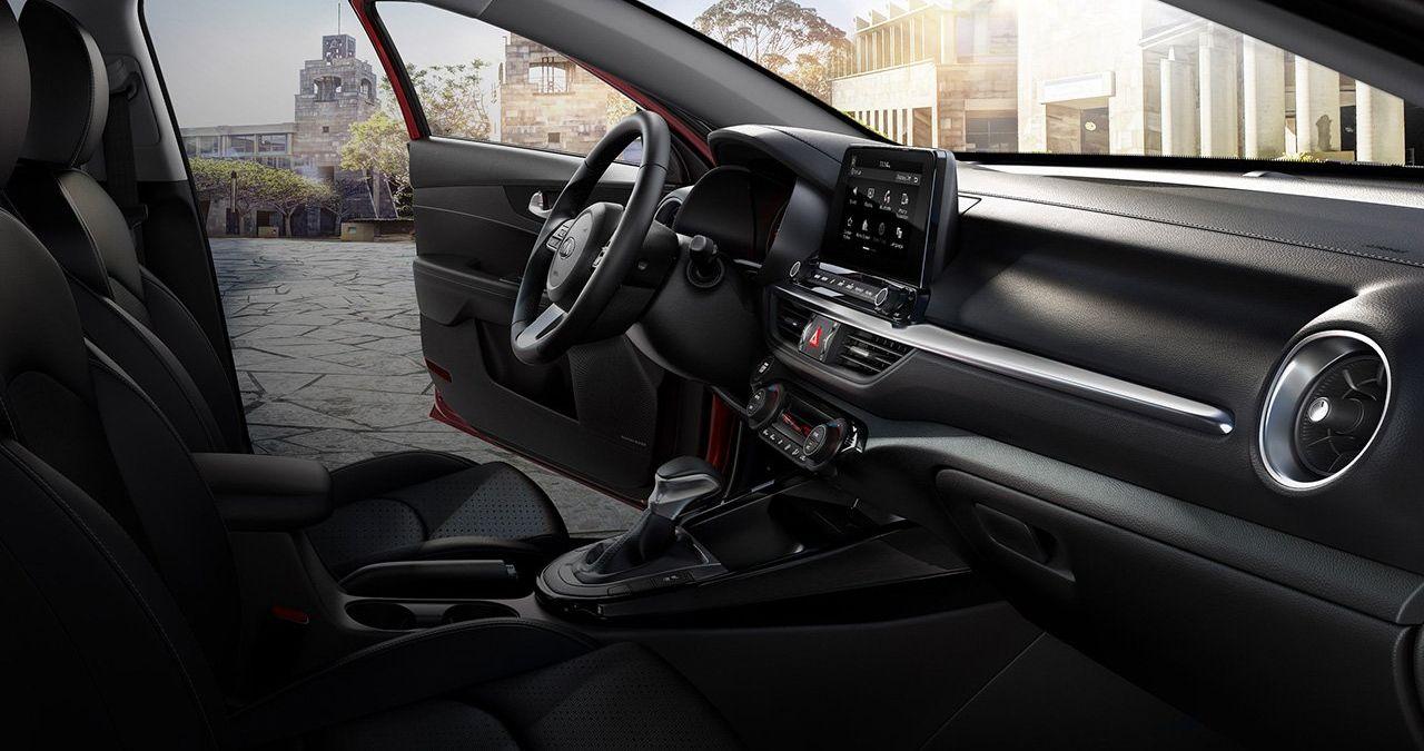 Inside the Luxurious 2019 Kia Forte