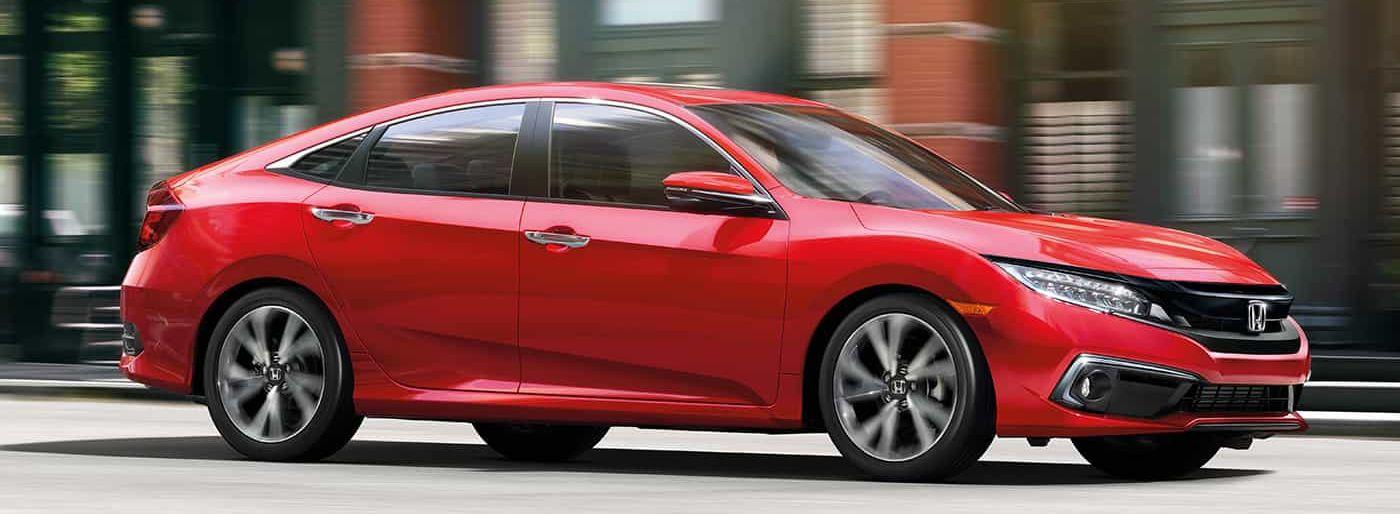 2019 Honda Civic Financing near Ann Arbor, MI