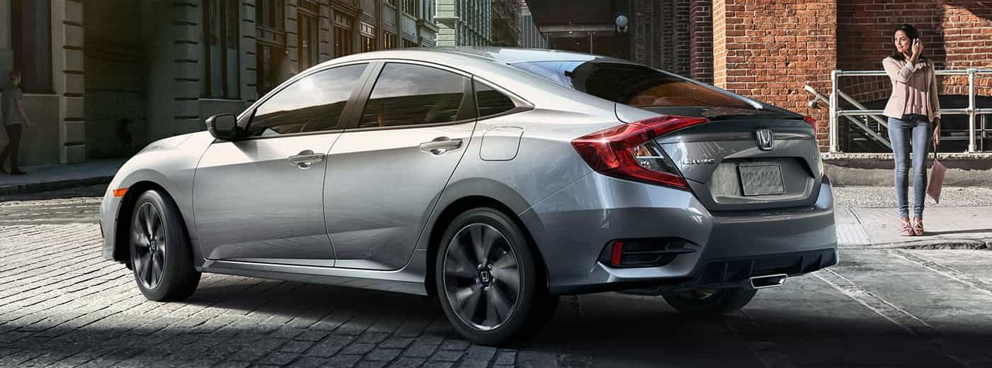 2019 Honda Civic Leasing near Ann Arbor, MI