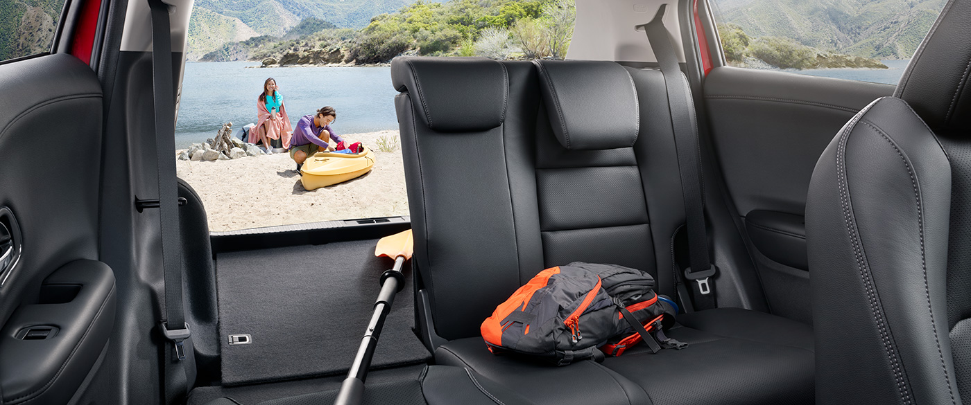 Versatile Seating in the 2019 Honda HR-V