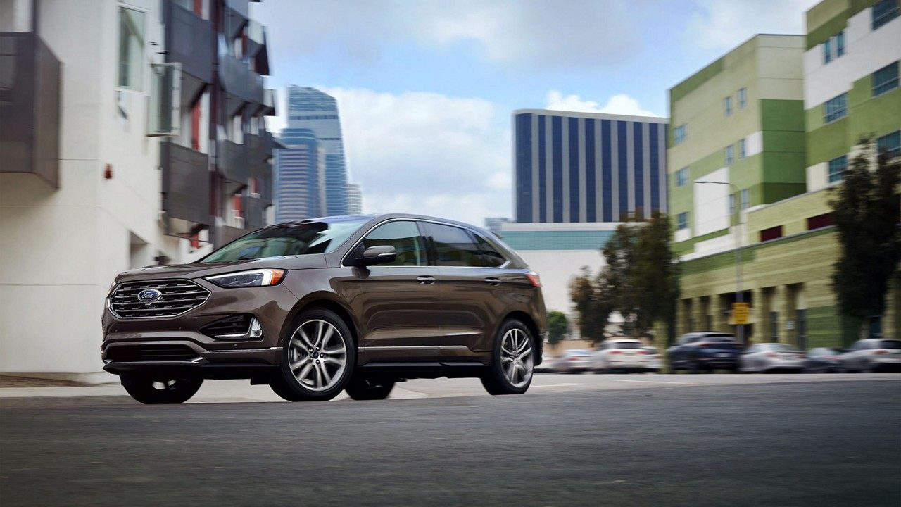 2019 Ford Edge for Sale near Dallas, TX