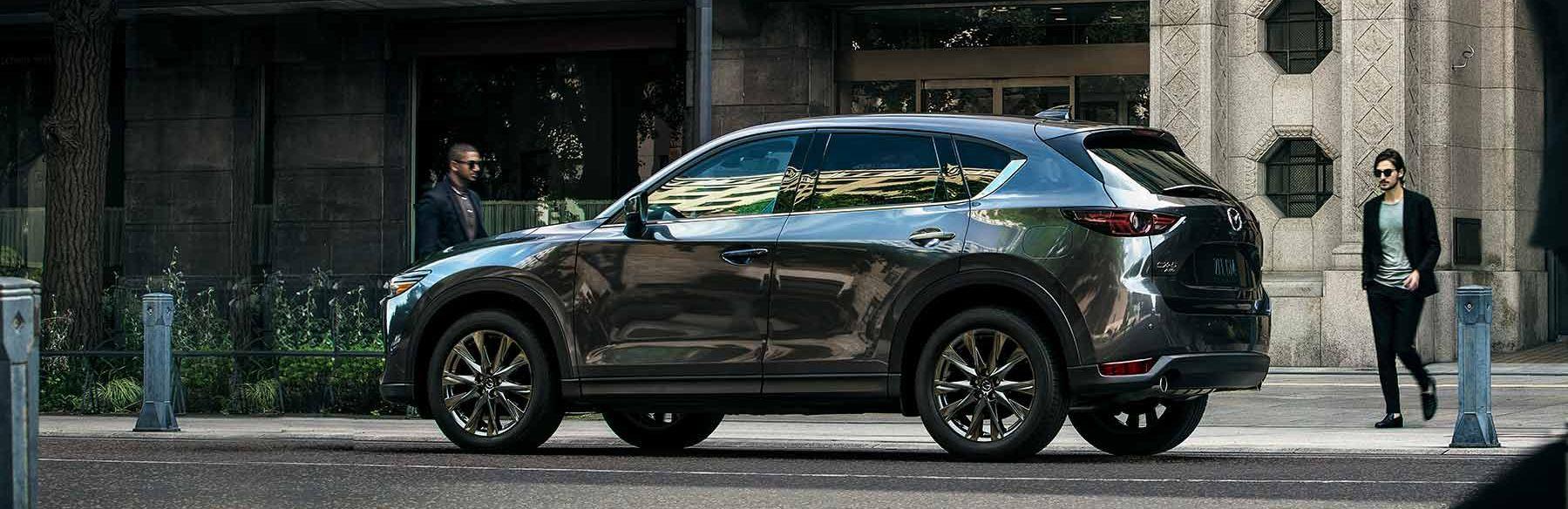 2019 Mazda CX-5 Financing near Roseville, CA