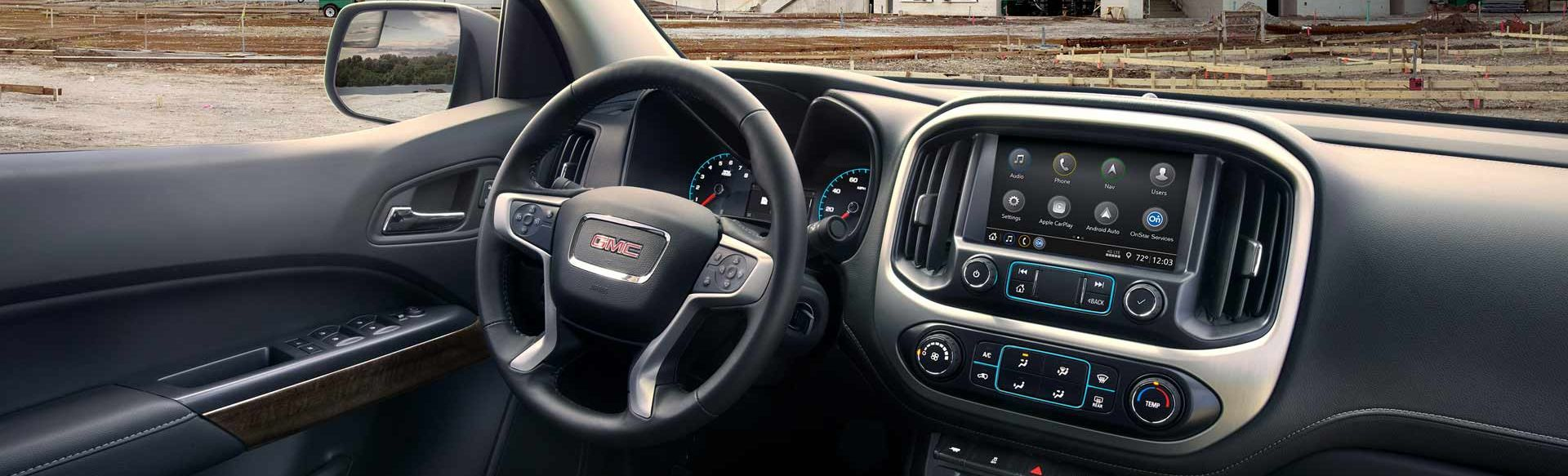 Advanced Cabin of the 2019 Canyon