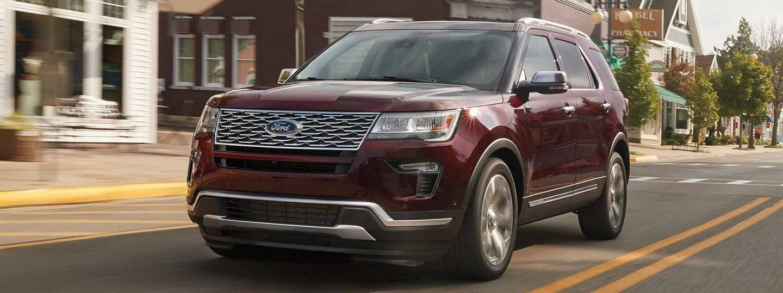 David Stanley Okc >> New 2019 Ford Explorer Sport
