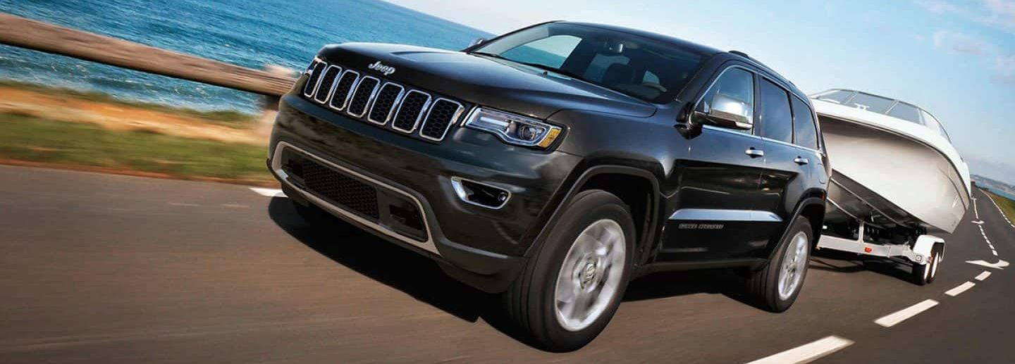 What's New for the 2019 Grand Cherokee near Fort Lee, NJ?