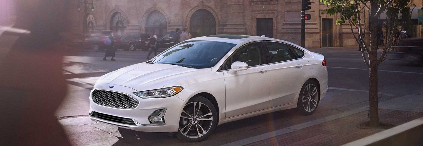 2019 Ford Fusion Leasing near Dallas, TX