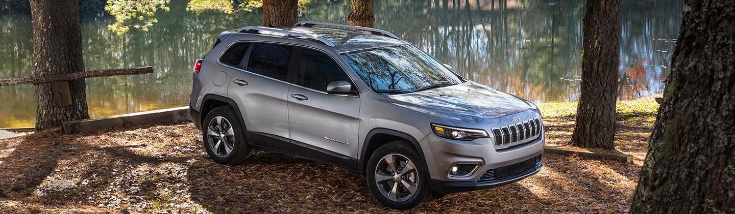 2019 Jeep Cherokee Leasing near Elizabethtown, KY