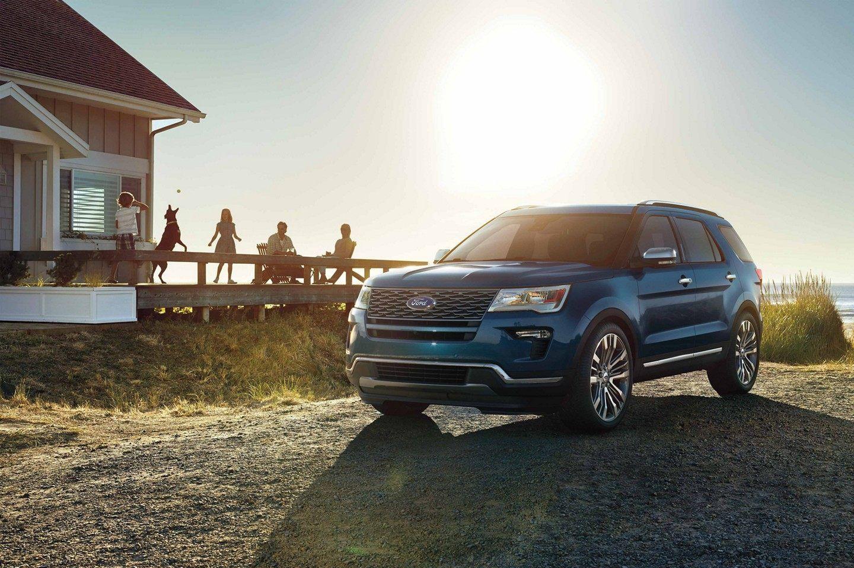 2019 Ford Explorer Financing near Elizabethtown, KY