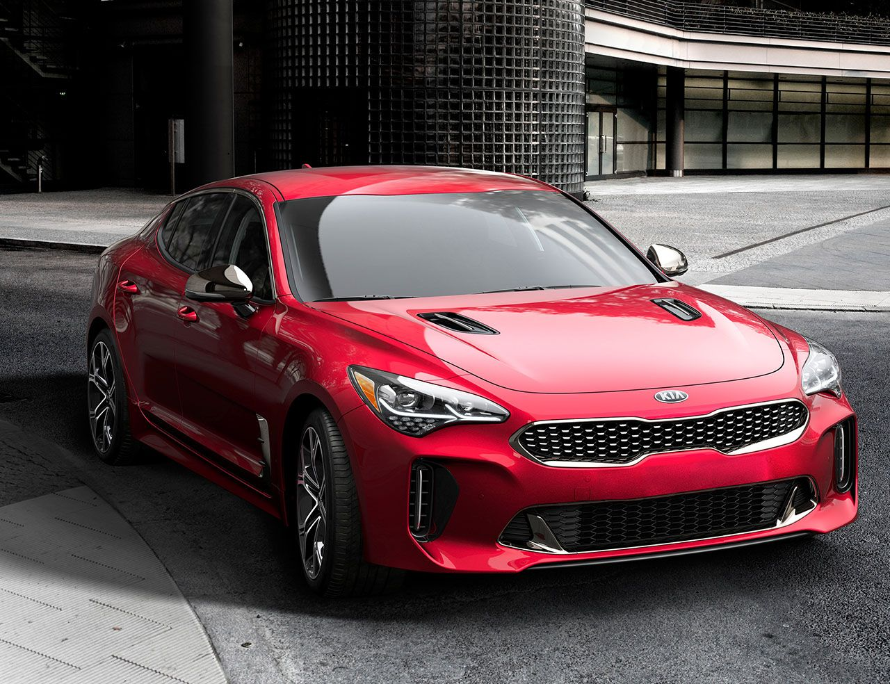 2018 Kia Stinger for Sale near New Braunfels, TX