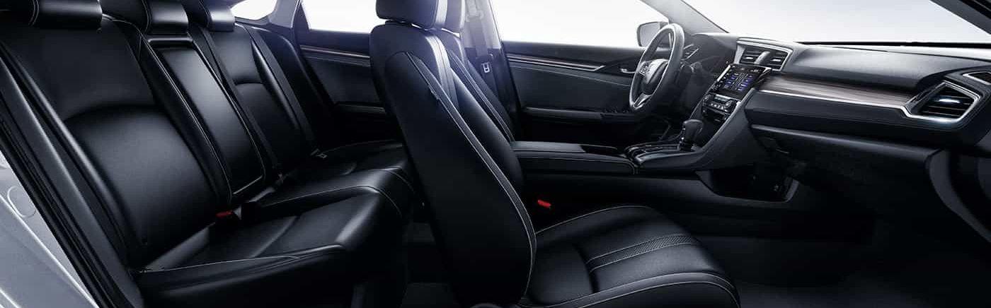 2019 Honda Civic Interior
