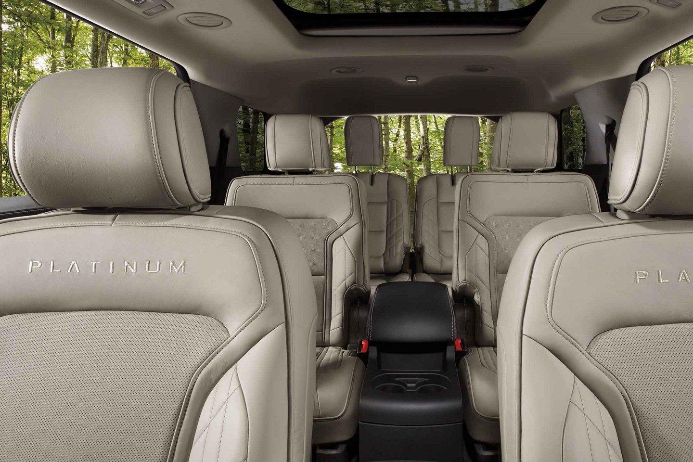 2019 Ford Explorer Full Seating