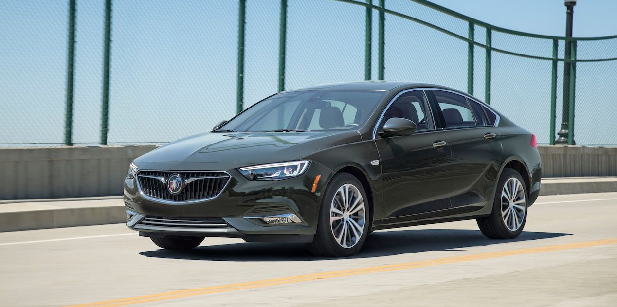 2019 Honda Accord Vs 2019 Buick Regal Near Smyrna De Price Honda