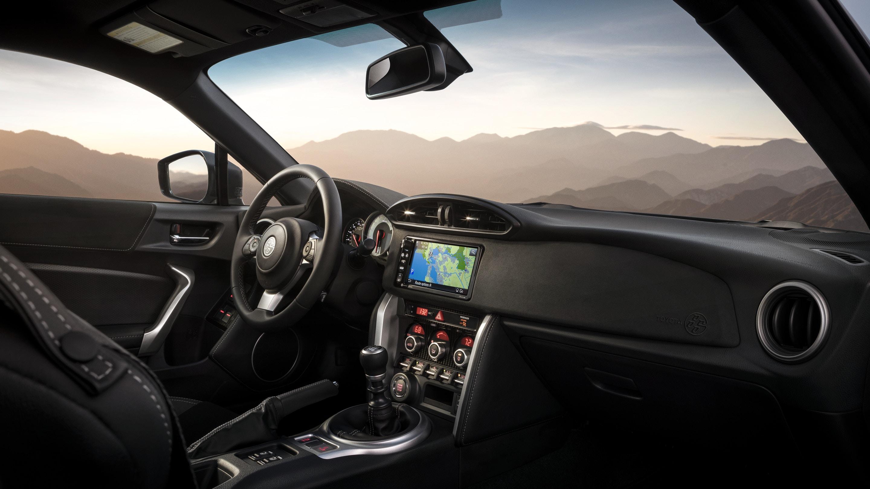 2019 Toyota 86's Interior
