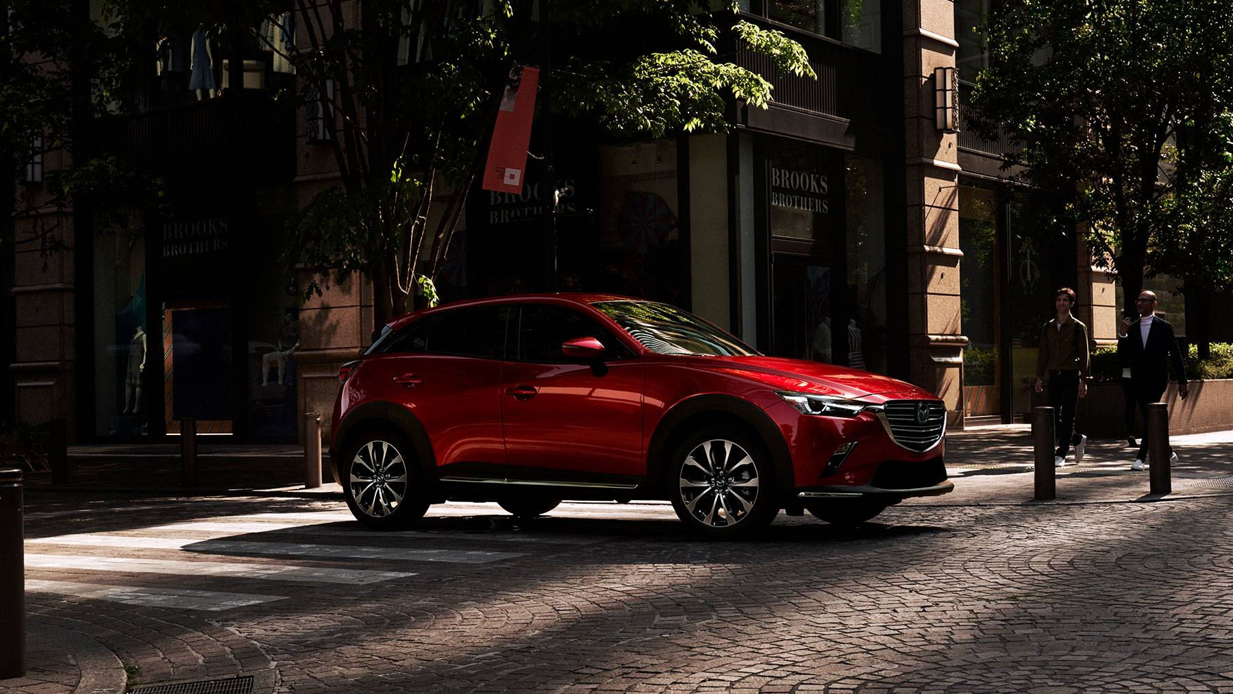 2019 Mazda CX-3 Leasing near New Braunfels, TX