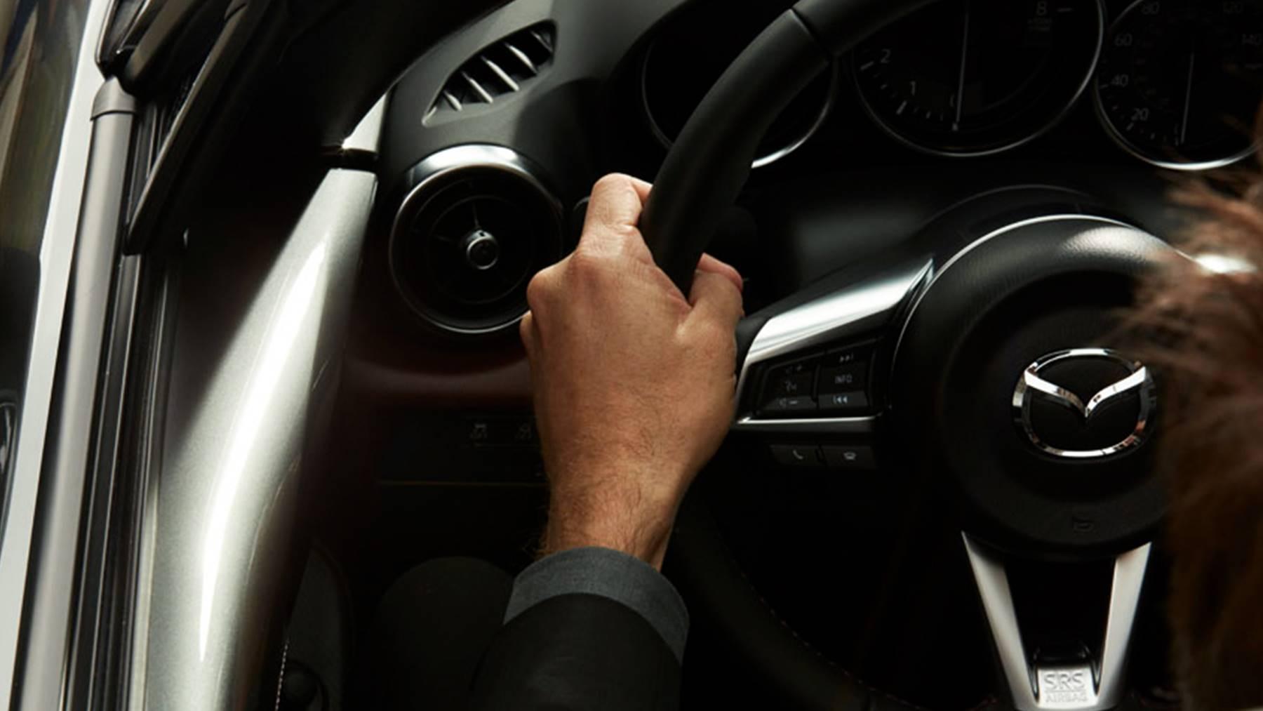 2019 Mazda MX-5 Miata RF Steering Wheel