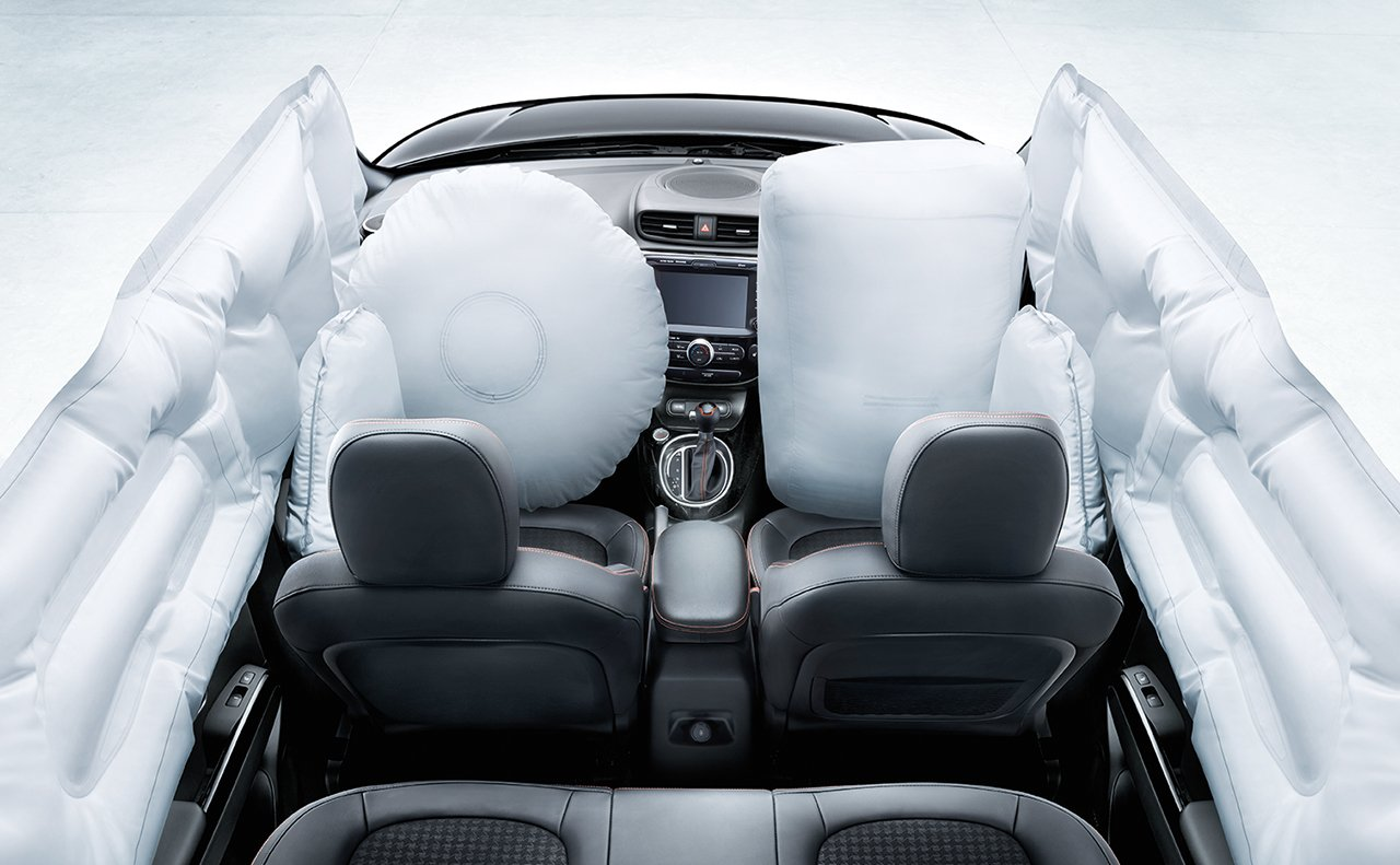 Kia Soul Airbag System