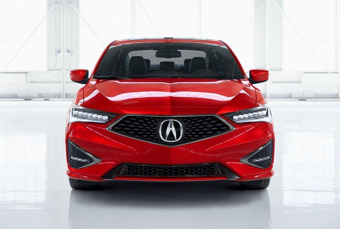 Acura ILX 2019 color Performance Red Pearl con paquete A-Spec® y tecnológico