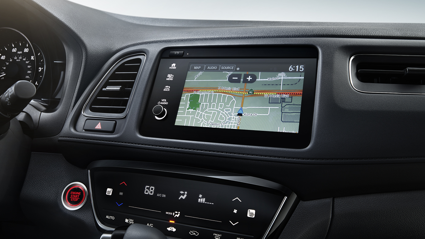 2019 HR-V Console