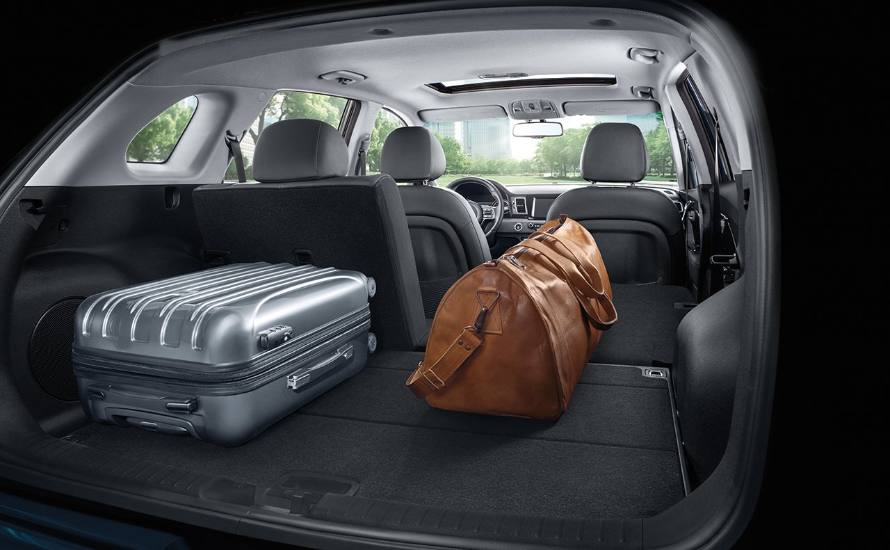 Store all Your Gear in the Forte!